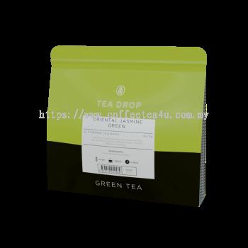 TEA DROP Oriental Jasmine Green Tea (62.5gm*25sachet/pkt)