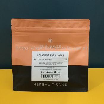 TEA DROP Lemongrass Ginger (50gm*25sachet/pkt)