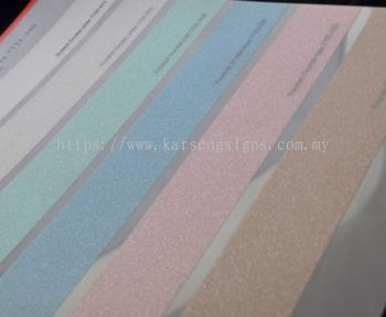 Frosted Tinted Film