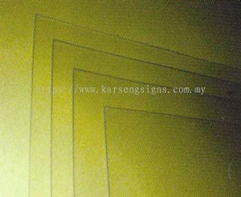 PVC Sheet Clear