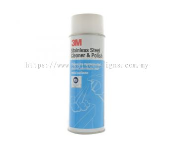 3M Stainless Steel Cleaner Polish