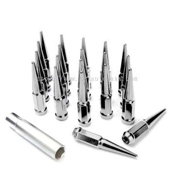 Spiked Lug Nuts Chrome M12 x 1.5