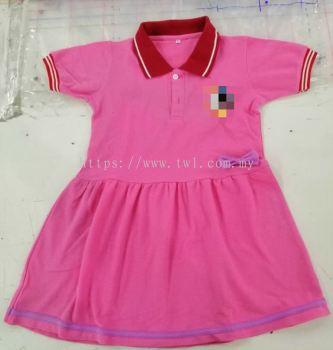 Customade KinderGarten Uniform ( Girl )