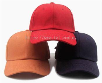 Ins Plain Baseball Cap (CP043)