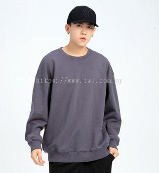 018 Sweater 430g Velvet Fleece