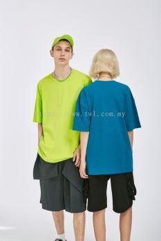 TS026 Attitude Shirts 230g Drop Shoulder