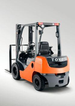 Diesel Forklift 04