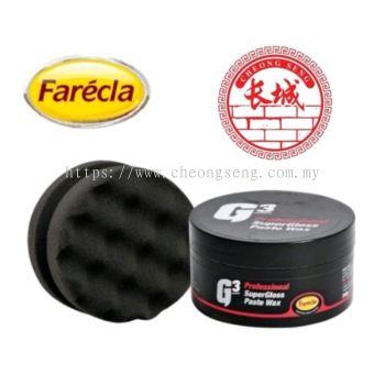 200G FARECLA G3 PROFESSIONAL SUPERGLOSS PASTE WAX FINISH / G3 PRO