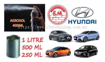 Hyundai Colour 2K Paints/ Cat Kereta