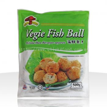 QL Vegie Fish Ball  500g