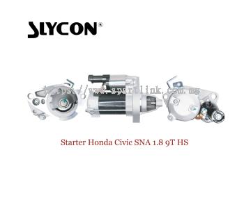 Starter Honda Civic SNA 1.8 9T HS