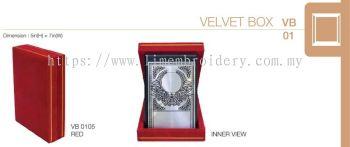 Premium Gifts and Bags - Velvet Box