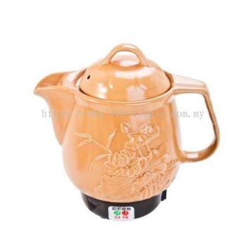 4 Liter TAIWAN Automatic Ceramic Pot  ̨���ư�ϱ���մɼ�ҩ�� 4����