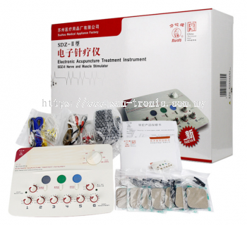 Hwato SDZ-2 Acupuncture Electric Nerve & Muscle Stimulator 6 Outputs ��٢������