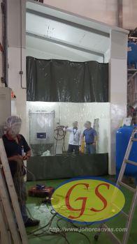Chamber Curtain