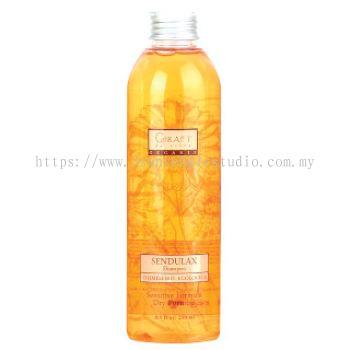 Sendulax Shampoo (Sensitive & Dry Formula)