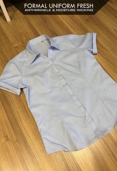 Formal Female Uniform Plain Fresh SS UF (UCP 5002)
