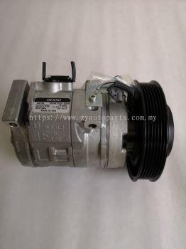 TOYOTA ALTIS 2003 YEAR COMPRESSOR ORIGINAL DENSO 10S15 MC437230-5030