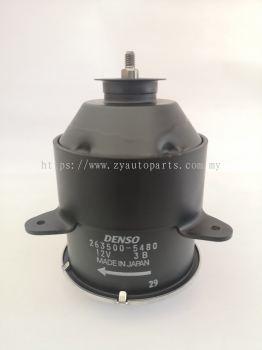 PERODUA MYVI 1.3 O/MODEL RADIATOR MOTOR ORIGINAL DENSO (263500-5480)