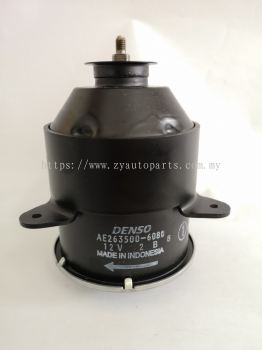 TOYOTA AVANZA O/MODEL RADIATOR MOTOR ORIGINAL DENSO (AE263500-6080)