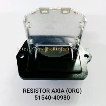 PERODUA AXIA RESISTOR ORIGINAL SANDEN (51540-40980) D87A