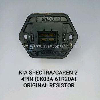 KIA SPECTRA /CAREN 2 4PIN RESISTOR ORIGINAL DOOWON