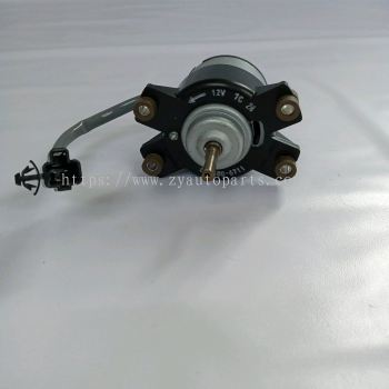TOYOTA UNSER REAR ND (062500-6711) RIGHT ORIGINAL DENSO BLOWER MOTOR