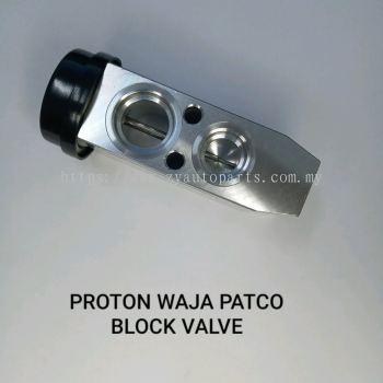PROTON WAJA PATCO BLOCK VALVE