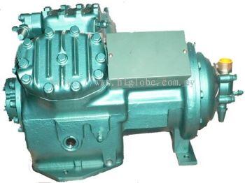 Sanyo Semi Hermetic Compressor
