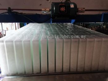 Bock Ice System On Site Test Run