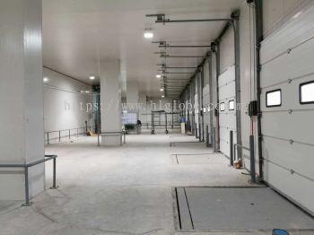 new loading bay