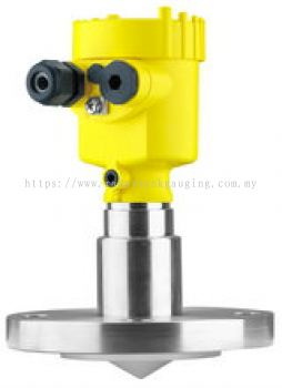 VEGAPULS 63 - Level measurement of aggressive liquids, especially hygienic and chemically stable