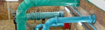 Flow Measurement at an Elevated Drinking Water Tank