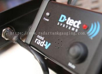 Mini RAD-V Vehicle Radiation Detector