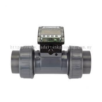 EPR Series Webbed Wheel Flowmeter