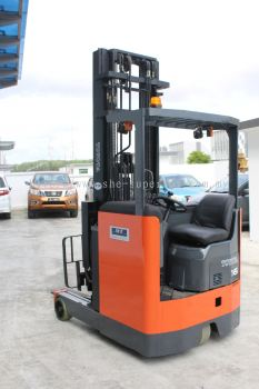 Battery Reach Truck (Sit on)