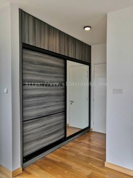 WARDROBE SERIES SLIDING DOOR WARDROBE (DELUX)