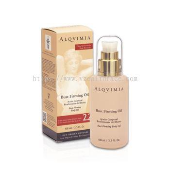 ALQVIMIA Bust Firming Body Oil