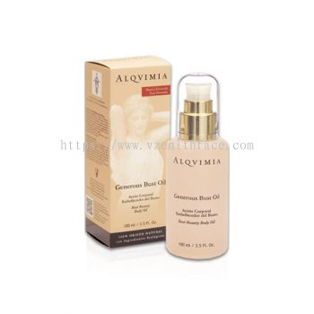 ALQVIMIA Generous Bust Oil