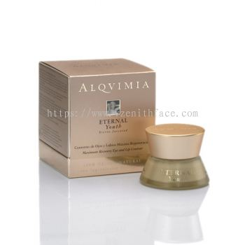 ALQVIMIA Maximum Recovery Eye & Lip Contour
