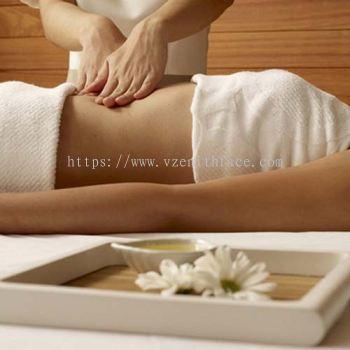 Lymphatic Drainage Slimming Massage
