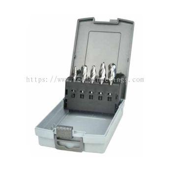 5Pc Carbide burr Set(6mm Shank, Aluminum Cut)
