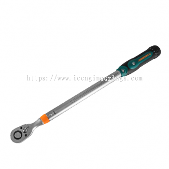 """3/8"""" MICROMETER TORQUE WRENCH CAPACITY: 7-35 FT-LB ACCURACY: ±3% (T21035F)"""