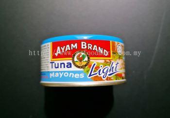 Ayam Brands Tuna Mayones Light 160g