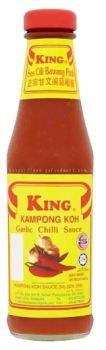 King Garlic Chilli Sauce 320G ��ͷ������