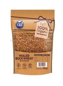 CED Organic Hulled Buckwheat 300G