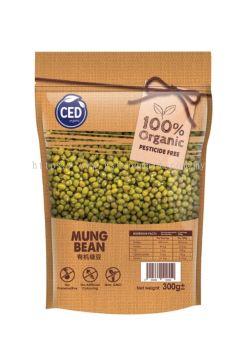 CED Organic Mung Bean 300G