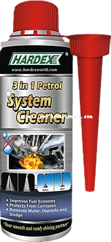 3 IN 1 PETROL SYSTEM CLEANER HFT-6