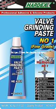 VALVE GRINDING PASTE NO 1 (Fine Grade) HE 4251