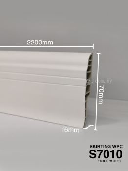 Pure White S7010 (70mm)
